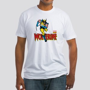 Wolverine Running Fitted T-Shirt