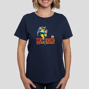 Wolverine Running Women's Dark T-Shirt