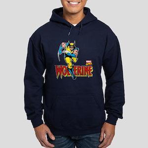 Wolverine Running Hoodie (dark)