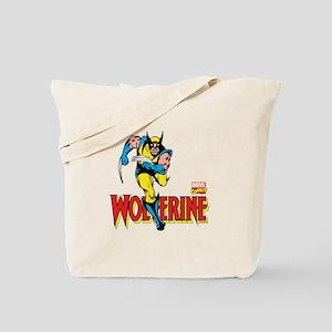Wolverine Running Tote Bag