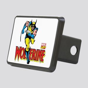 Wolverine Running Rectangular Hitch Cover