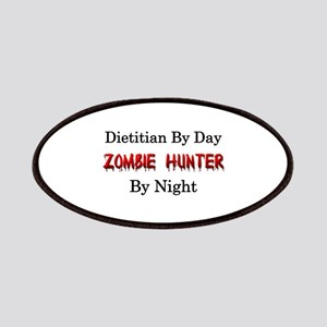 Dietitian/Zombie Hunter Patches