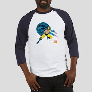 Wolverine Circle Baseball Jersey