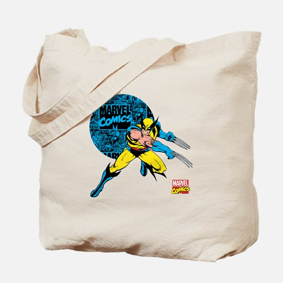 Wolverine Circle Tote Bag