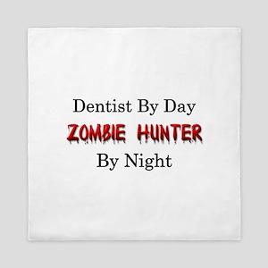 Dentist/Zombie Hunter Queen Duvet