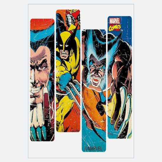 Wolverine Panel Wall Art