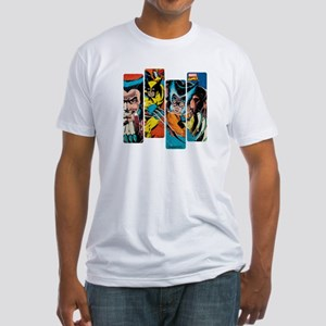 Wolverine Panel Fitted T-Shirt