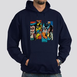 Wolverine Panel Hoodie (dark)