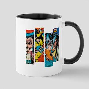 Wolverine Panel Mug
