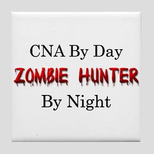 CNA/Zombie Hunter Tile Coaster