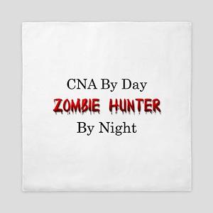 CNA/Zombie Hunter Queen Duvet