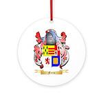 Ferre Ornament (Round)