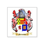 Ferrarone Square Sticker 3
