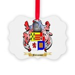 Ferrarone Picture Ornament