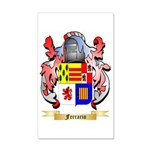 Ferrario 35x21 Wall Decal
