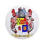 Ferrario Ornament (Round)