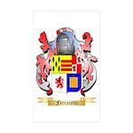 Ferraretto Sticker (Rectangle 50 pk)