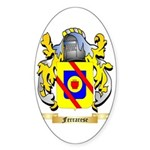Ferrarese Sticker (Oval 10 pk)