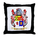 Ferrarello Throw Pillow