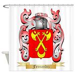 Ferrandiz Shower Curtain