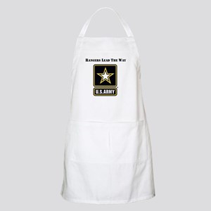 Army Rangers Lead The Way Apron