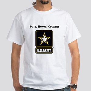 Duty Honor Country Army T-Shirt