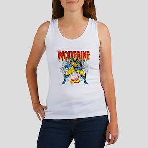 Wolverine Attack Women's Tank Top