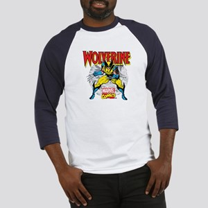 Wolverine Attack Baseball Jersey