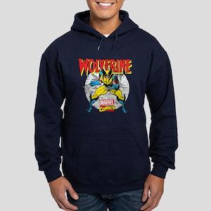 Wolverine Attack Hoodie (dark)