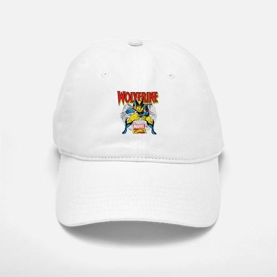 Wolverine Attack Baseball Baseball Cap