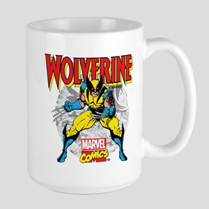 Wolverine Attack Large Mug