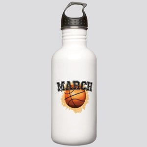 Basketball March Madness-01 Water Bottle