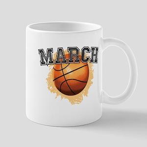 Basketball March Madness-01 Mugs