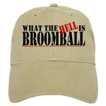 What the HELL is broomball Cap