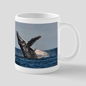 Humpback Whale 2 Mugs
