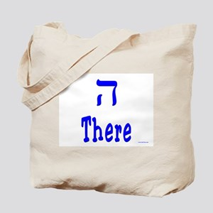 Hey There Hebrew Tote Bag