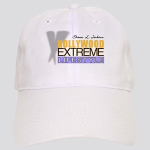 Hollywood Extreme Lifestyle Logo Baseball Cap