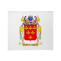 Fyodorovyk Throw Blanket