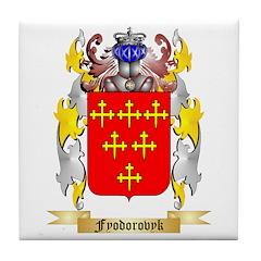 Fyodorovyk Tile Coaster
