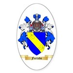 Furtado Sticker (Oval 50 pk)
