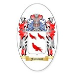 Furnivall Sticker (Oval 10 pk)