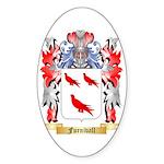 Furnivall Sticker (Oval 50 pk)