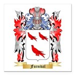 Furnival Square Car Magnet 3