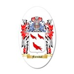 Furnival 20x12 Oval Wall Decal