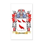 Furnival 20x12 Wall Decal