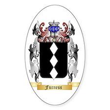 Furness Sticker (Oval)
