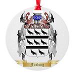 Furlong Round Ornament