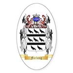 Furlong Sticker (Oval 50 pk)