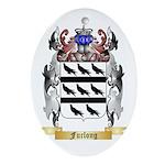 Furlong Ornament (Oval)