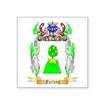 Furlong 2 Square Sticker 3